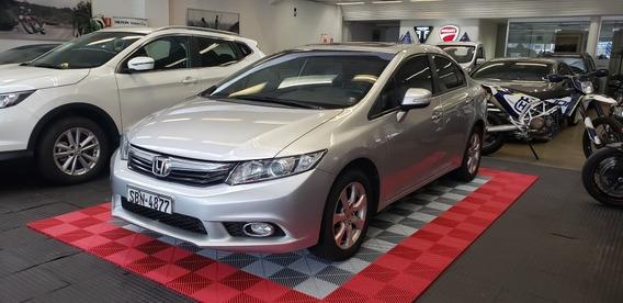 Honda Civic 1.8 Exs Mt 2012 Hilton Motors Co