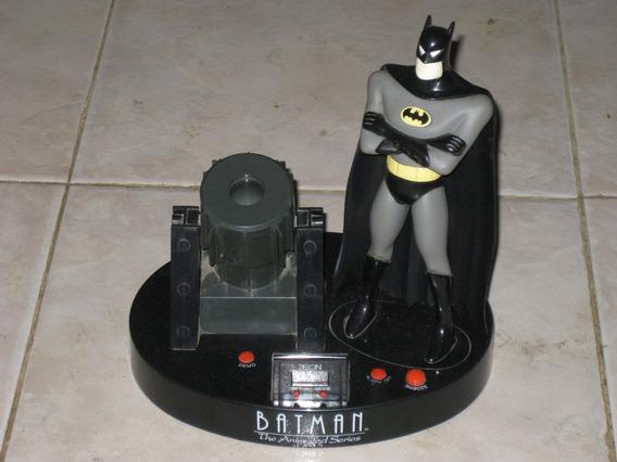Para Reparar Batman Reloj Despertador Luz Vintage Muy Raro