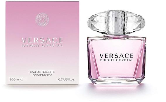Perfume Versace Bright Crystal - Decant Fração 5ml