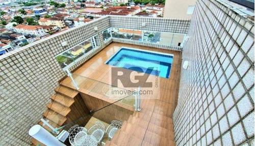 Cobertura Com Condomínio Baixo, 3 Suítes, 980.000,00 - Co0288