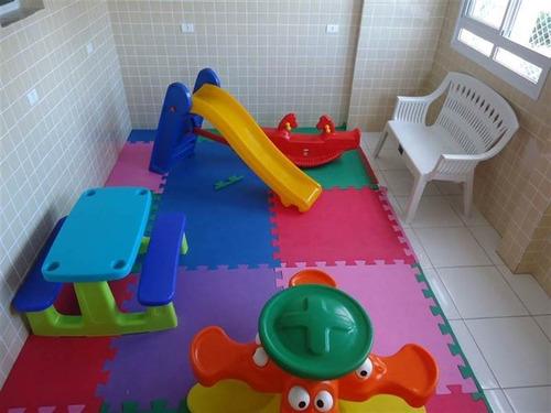 Apartamento - Venda - Tupi - Praia Grande - Jrg493