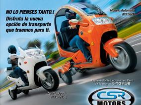 Automoto 150cc Xyngyue - Maxi-scooter 250cc. Xyngyue