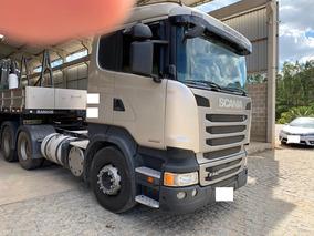 Scania R 440 A 6x4 Automática 2014 C/ Retarder