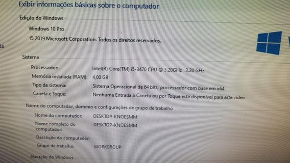 Dell Optiplex 3010 Core I5 Hd 500gb 4gb Ram