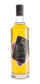 Black Jack Whisky Caja Con 12 Botellas De 750ml