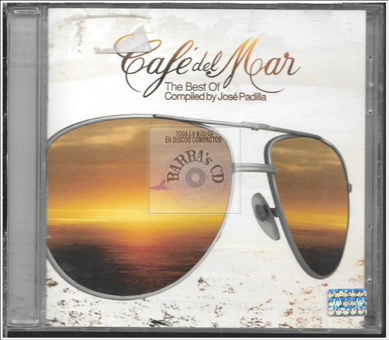 Café Del Mar - The Best Of (2º Edición 2004) - 2 Cds /**leer
