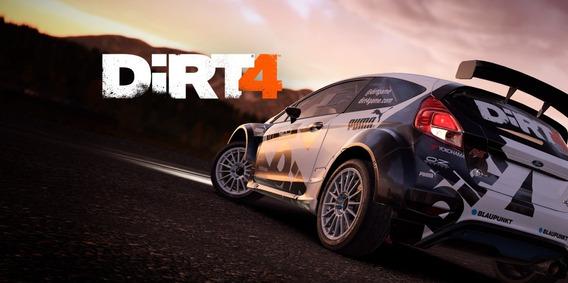 Dirt 4 Pc Steam Código (envio Imediato)