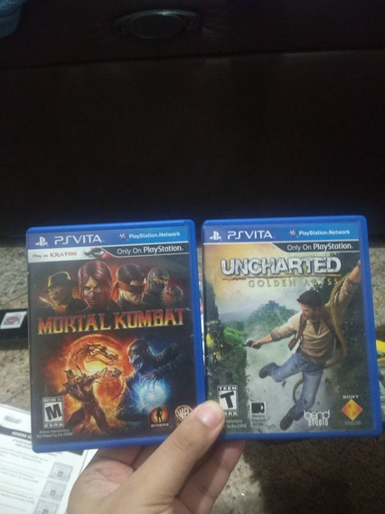 Mortal Kombat + Uncharted