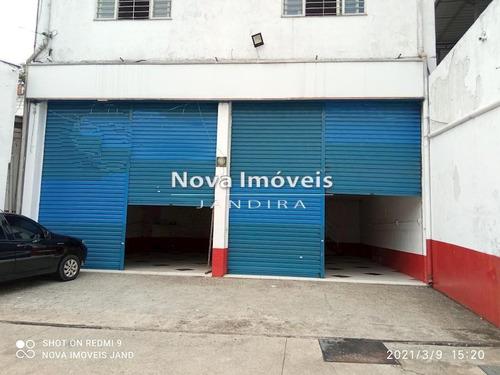 Salao No Centro De Jandira - 1591