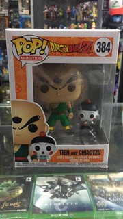 Funko Pop - Dragon Ball : Tien And Chiaotzu #384