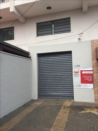 Sala Para Alugar, 40 M² Por R$ 890,00/mês - Cidade Jardim Ii - Americana/sp - Sa0109