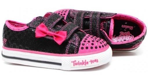 Tênis Infantil Skechers Twinkle Toes