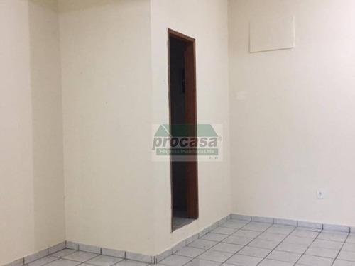 Sala Para Alugar, 36 M² Por R$ 900,00/mês - Aleixo - Manaus/am - Sa0344