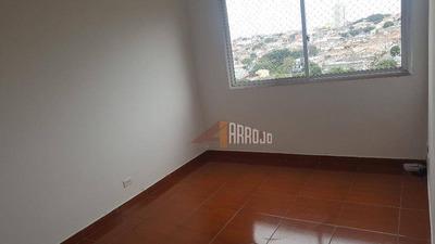 Apartamento A Venda Com 2 Dormitórios No Jardim Popular - Ap1167