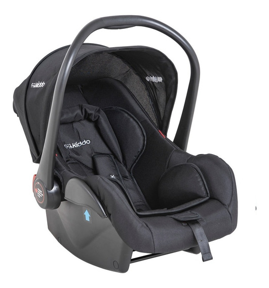 Bebê Conforto - Casulo - Click - Preto - Kiddo