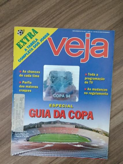 Revista Veja Especial - Guia Da Copa De 1994