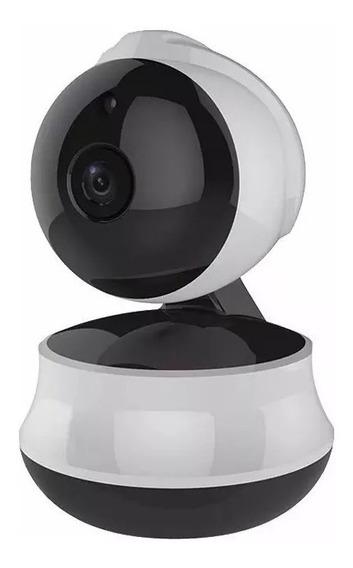 Camara Ip De Seguridad Vision Nocturna Hd Motorizado Wifi