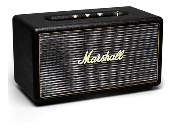 Caixa Som Amplificador Bluetooth Marshall Stanmore 80w Preto