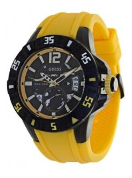 Relógio Guess Sport Masculino Calendário 92474gpgspu1