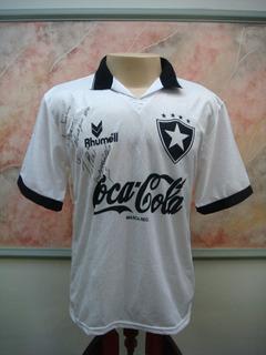 Camisa Futebol Botafogo Rio Janeiro Rhumell Jogo Antiga 180