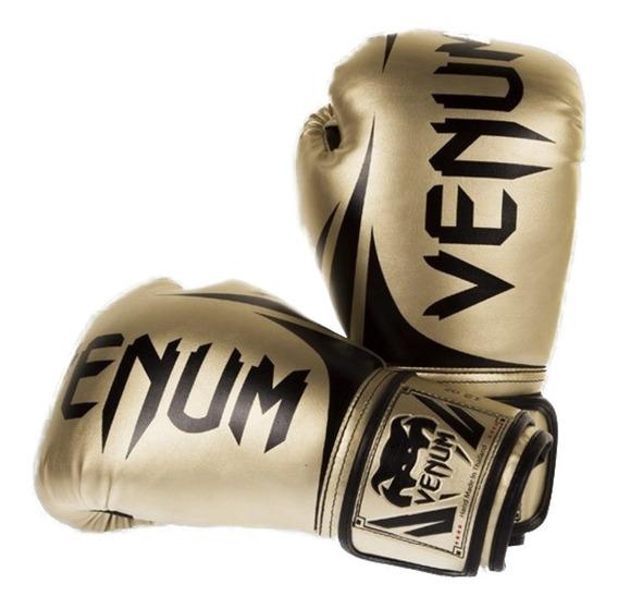 Luva Boxe Venum Challenger 2.0 Gold 14oz /16oz