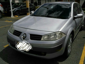 Renault Megane Ii Sedan. Completo.
