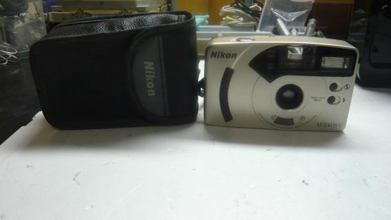 Câmera Nikon Mecânica Af240sv Não Liga