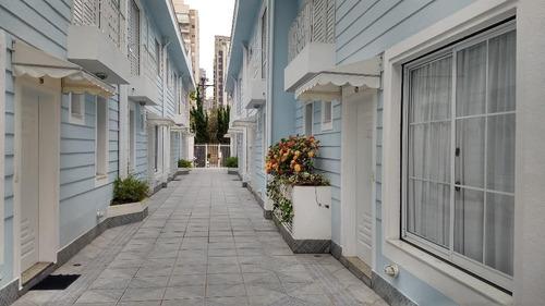 Casa Em Condomínio Privativo, 3 Dormitórios, 3 Vagas  Metrô Saúde - 13865