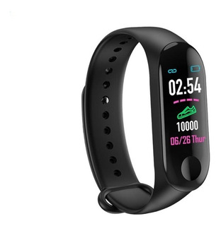 Smart Band M3 Pulsera Inteligente Version Yoho Sports