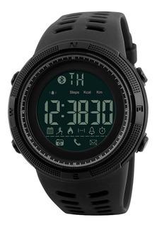 Reloj Hombre Deportivo Digital Conecta Al Celular Sumergible