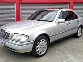 Mercedes Bens C-280 Elegance Ano 1997 Com Apenas 146.000 Km