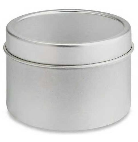 48 Latas De Metal 2 Oz (60 Ml) Multiusos Velas, Cremas, Etc