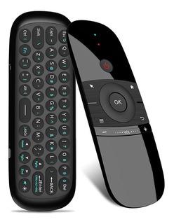 Air Mouse Teclado Inalámbrico Giroscopio Tv Box Pc Android