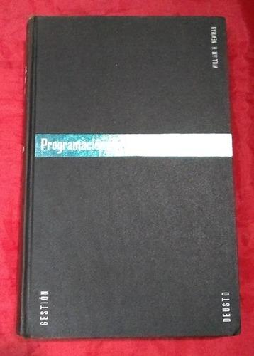 Programacion Organizacion Y Control William Newman F1