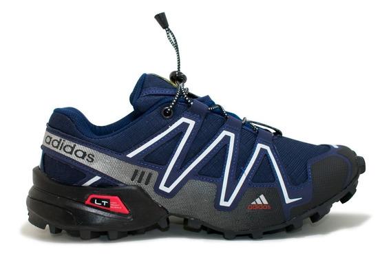 Tênis Masculino adidas Speedcross 3 C/ Trava