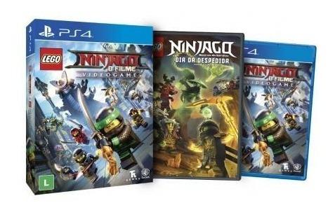 Lego Ninjago: O Filme Videogame - Ps4