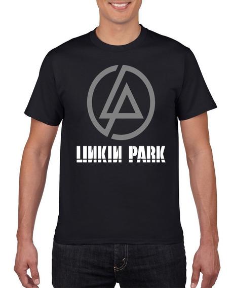 Playera Hombre Linkin Park Mod-3