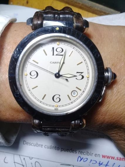 Reloj Cartier Caballero Style Pasha