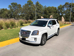 Gmc Terrain 3.6 Denali At 2017 Super Impecable