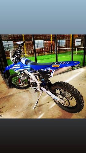 Imagen 1 de 13 de Yamaha Wr 250 F (escucho Ofertas Y Vehiculo De Mi Interes)