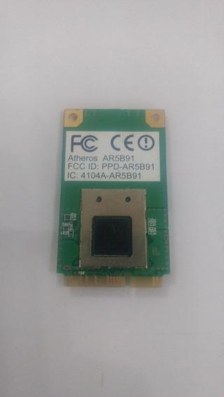 Placa De Red Para Notebook Atheros Ar5b91