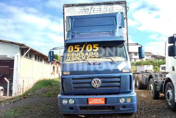 Volkswagen 23.250 E 6x2, Ano:2005/2005