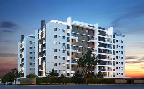 Apartamento Com 2 Dormitórios À Venda, 62 M² - Vila Izabel - Curitiba/pr - Ap2841