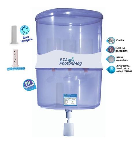 Filtro Agua Alcalina  + Magnetizador + Mineralizador