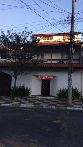 Lindo Sobrado Com 3 Dormitórios À Venda, 290 M² Por R$ 910.000 - Jardim Rosana - Guarulhos/sp - So0481