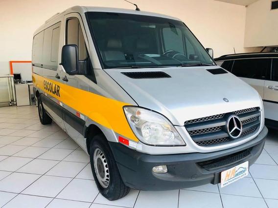 Mercedes-benz Sprinter 415 Teto Alto 16 Lugares