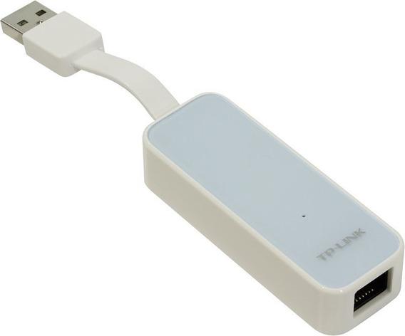Tp-link Adaptador Usb 2.0 A Ethernet Rj45 Ue200