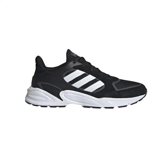 Zapatillas adidas 90s Valasion Casual Hombre Negro