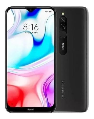Smartphone Xiaomi Redmi 8 32gb Dual Sim 3gb Ram Global Preto
