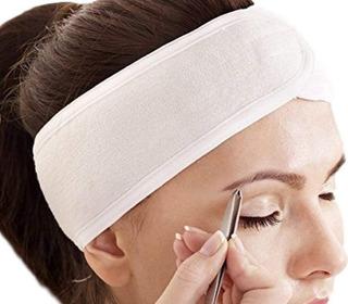 10 Bandas Facial De Toalla, Spa Y Maquillaje